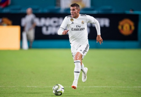 """Oficialu: Madrido """"Real"""" sezonui į """"Real Sociedad"""" išnuomojo T. Hernandezą"""