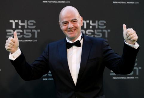 FIFA atskleidė apie galimus žaidėjų nuomos ribojimus ir agentų reguliavimą
