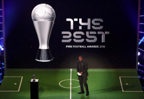 FIFA apdovanojimai: gal jau metas baigti šią parodiją?