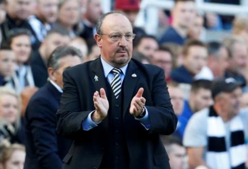 """R. Benitezas: """"Ateinantys trys mėnesiai bus kertiniai kovoje dėl išlikimo"""""""