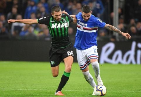 """""""Serie A"""": vidutiniokės sužaidė nulinėmis lygiosiomis"""