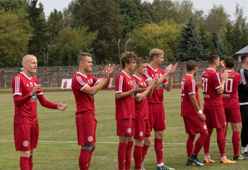 2019 m. LFF A lygos sezono licencijų sieks 10 futbolo klubų