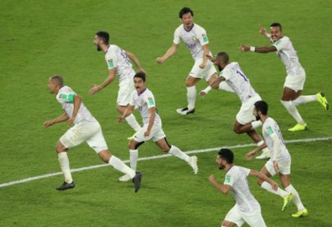 """Netikėtumai: """"River Plate"""" neprasimušė į pasaulio klubų taurės finalą"""