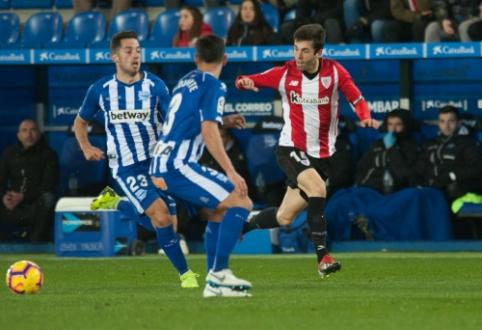 """La Liga"": Baskų derbyje – lygybė"
