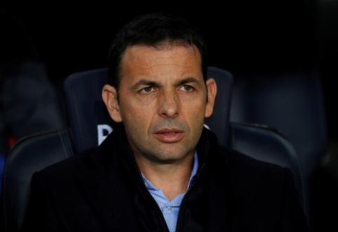 """""""Villarreal"""" atsisveikino su vyriausiuoju treneriu"""