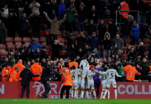 """""""Derby"""" sensacingai iš FA taurės išspyrė """"Southampton"""" ekipą"""