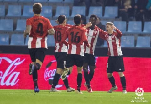 """Ispanijoje – itin svarbi """"Athletic"""" komandos pergalė"""