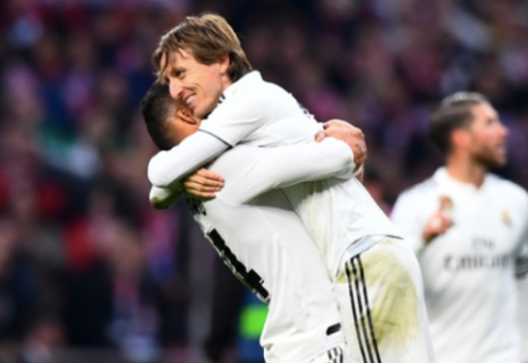 Apie karjeros pabaigą Madride galvojantis L. Modričius pratęs sutartį su klubu