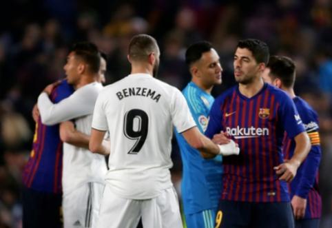 """Pokyčiai Ispanijos futbole: Supertaurės mačą keičia """"finalo ketvertas"""""""