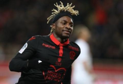 """Spauda: """"Milan"""" pasiekė susitarimą dėl talentingo """"Nice"""" krašto puolėjo įsigijimo"""