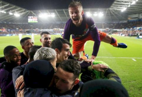 Paaiškėjo FA taurės pusfinalio poros