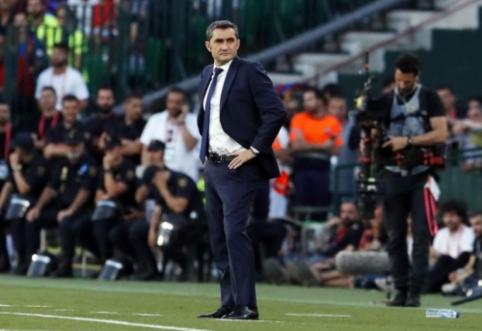 """J. Bartomeu: """"Pralaimėjimas prieš """"Valencia"""" nebuvo trenerio kaltė"""""""