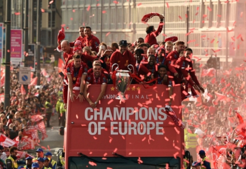 """""""Liverpool"""" savininkas: """"Kitą sezoną pagrindinis tikslas bus laimėti """"Premier"""" lygą"""""""