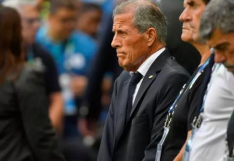 """O. Tabarezas: """"Jokių pasiteisinimų – Peru turėjo geresnį planą ir keliauja tolyn"""""""