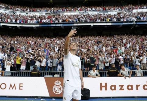 """G. Zola: """"Neįtikėtinas Hazardas nusipelnė persikėlimo į """"Real"""""""