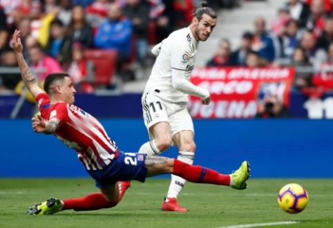"""G. Bale'o agentas atmetė galimybę palikti """"Real"""" nuomos pagrindais"""
