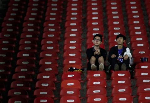 """""""Copa America"""" fiasko: žiūrovai neužpildo nė pusės stadionų"""