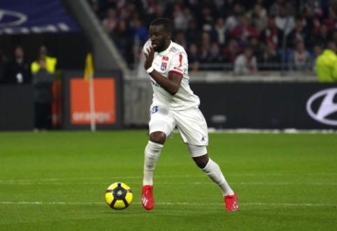 """""""Lyon"""" atmetė """"Tottenham"""" pasiūlymą dėl T. Ndombele, """"Man Utd"""" ir """"Juve"""" seka situaciją"""