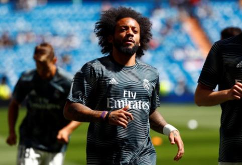 "Marcelo nenori palikti ""Real"" ekipos"