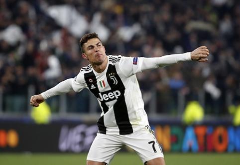 C.Ronaldo byloje - gudrus advokatės manevras