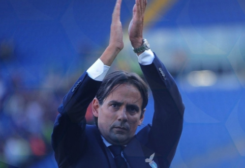 "Oficialu: ""Lazio"" pratęsė kontraktą su vyr. treneriu"