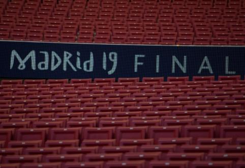 """Didžioji sezono atomazga: """"Liverpool"""" ir """"Tottenham"""" susitinka ČL finale (apžvalga)"""