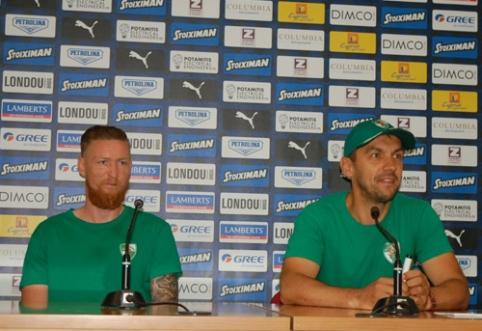 M.Čepas: po pirmų rungtynių įgavome neįkainojamos patirties