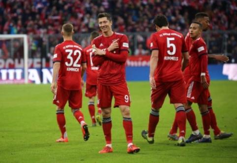 """R. Lewandowski – arti sutarties pratęsimo su """"Bayern"""""""