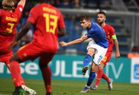 """""""Inter"""" laimėjo kovą dėl N. Barellos įsigijimo"""