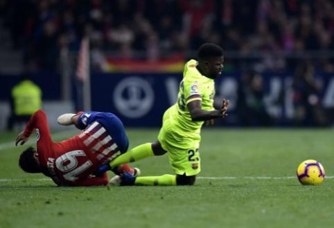 """Liepos 10 d. transferai ir gandai: """"Barca"""" susidomėjo """"Man Utd"""" gynėju, PSG – S. Umtiti"""