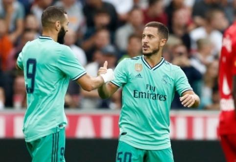 """""""Marca"""": E. Hazardas gali debiutuoti šį sekmadienį"""