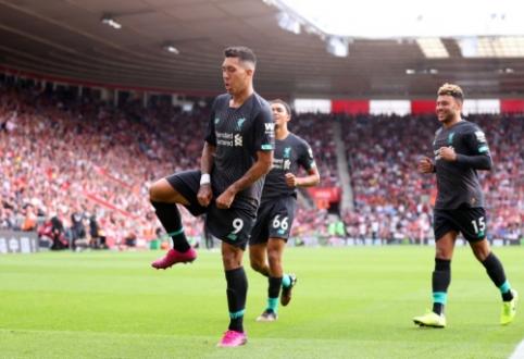 """Anglijoje – sudėtingos """"Liverpool"""" ir """"Everton"""" pergalės"""