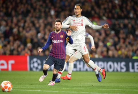 Paskelbti trys kandidatai laimėti geriausio UEFA metų futbolininko apdovanojimą