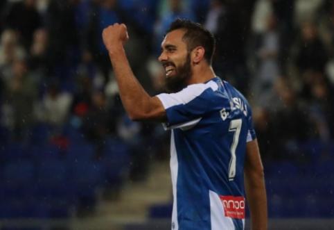 """""""Real Betis"""" už rekordinę sumą įsigijo """"Espanyol"""" puolėją"""