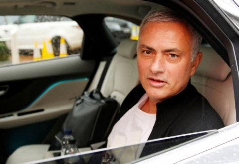 "J. Mourinho prisijungė prie ""Sky Sports"" ekspertų komandos"