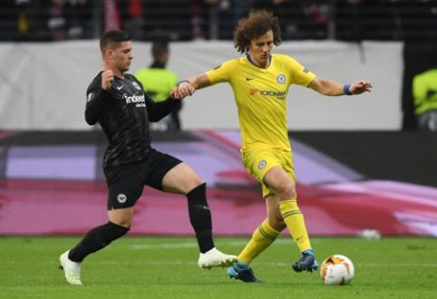 """Bręsta sensacija? D. Luizas išreiškė norą keltis į """"Arsenal"""""""