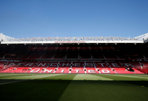 """Laimėkite kelionę į """"Manchester United"""" rungtynes!"""