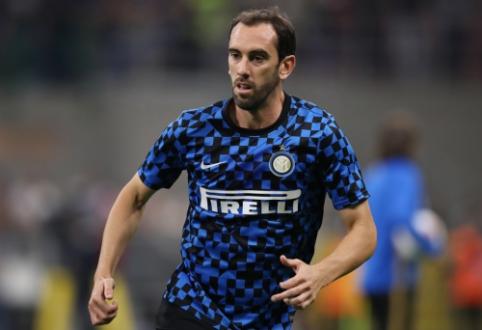 """D. Godinas """"Inter"""" ir """"Atletico"""" klubuose mato vieną panašumą"""