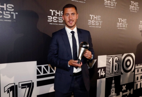 """E. Hazardas: """"Žaisdamas """"Real"""" ekipoje negali pralaimėtų nė vienų rungtynių"""""""