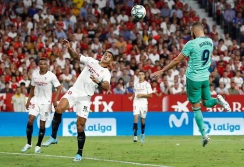 K. Benzema – geriausiai galva įvarčius mušantis žaidėjas Europoje