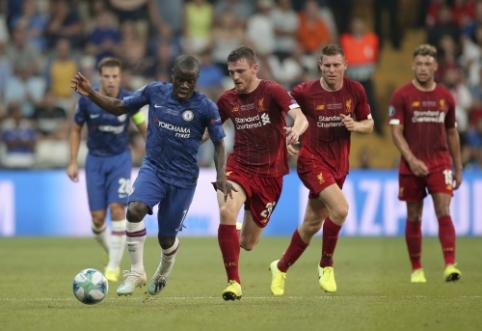 """""""Chelsea"""" – """"Liverpool"""": neįtikėtiną formą demonstruojanti J. Kloppo kariauna (faktai)"""