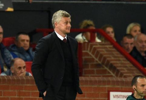 """O. G. Solskjaeras žada suteikti daugiau šansų jauniesiems """"Man Utd"""" futbolininkams"""