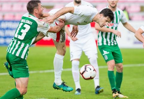 """""""Sūduva"""" dramatiškai palaužė """"Žalgirį"""" ir iškopė į LFF taurės finalą"""