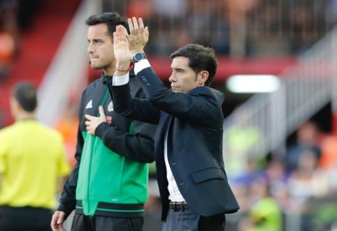 """Pokyčiai """"Valencia"""" klube: Marcelino – atleistas iš vyr. trenerio pareigų"""