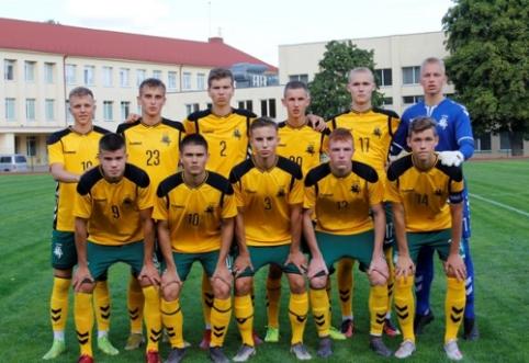Turkijos U-18 ekipa nepasigailėjo Lietuvos rinktinės