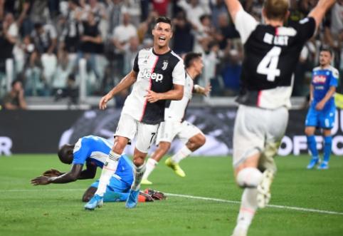 """Geriausiai """"Serie A"""" pirmenybėse uždirbančių žaidėjų dešimtuke – """"Juventus"""" dominavimas"""