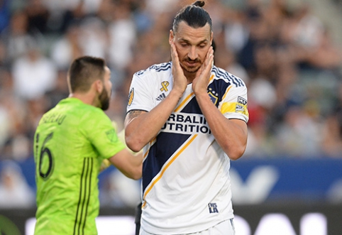 "Agentas bando įpiršti Z.Ibrahimovičių ""Serie A"" klubui"