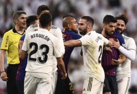 """Oficialu: """"Real"""" ir """"Barca"""" susitarė dėl naujos """"El Clasico"""" datos"""