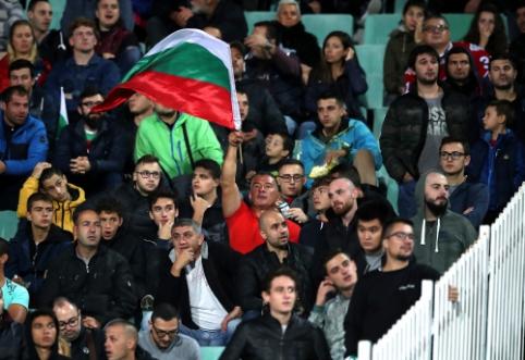 Po skandalingų rungtynių darbo neteko Bulgarijos futbolo sąjungos prezidentas