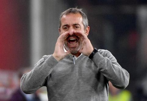 """Oficialu: M. Giampaolo atleistas iš """"Milan"""" klubo"""